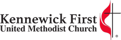 Kennewick First United Methodist Church Logo